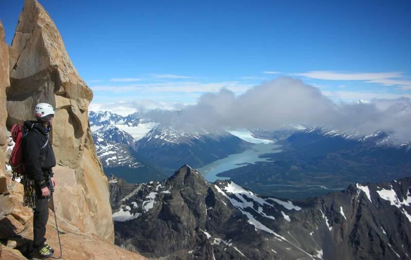Neil Chelton VDiff Climbing