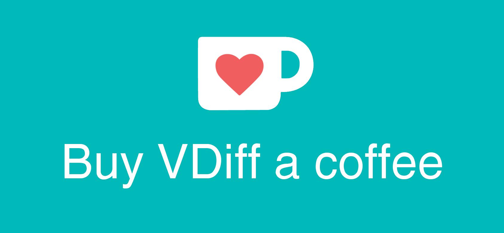 Buy VDiff a coffee