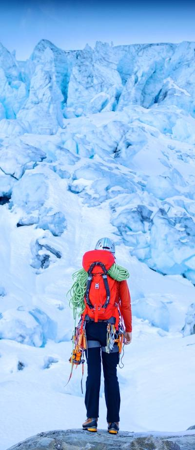 glacier travel gear