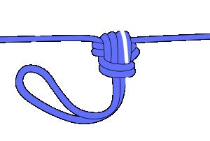 climbers knots for glaciers
