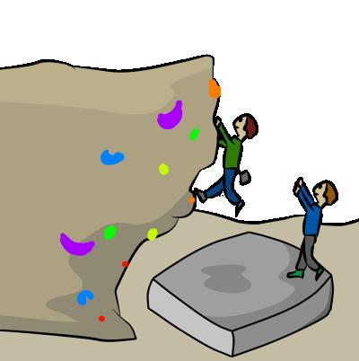 basic indoor bouldering safety