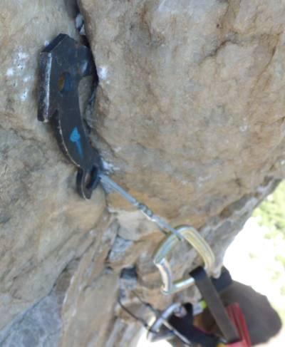 el cap aid climbing