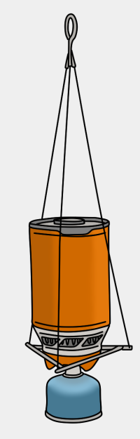 jetboil hanging stove