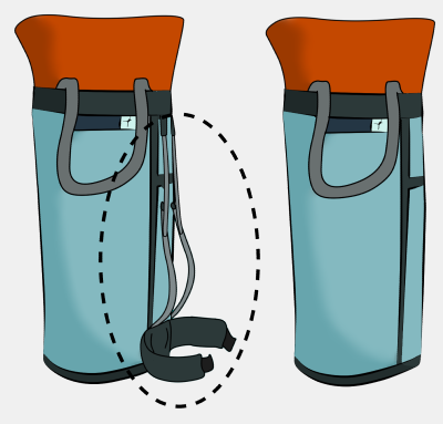 how to pack a haulbag