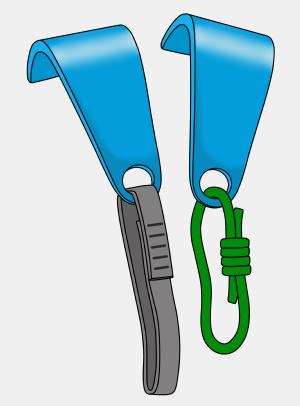 types of cam hook