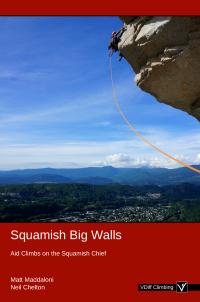 squamish aid climbing book