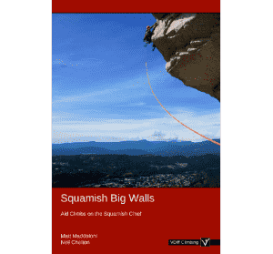 vdiff squamish big wall aid climbs book