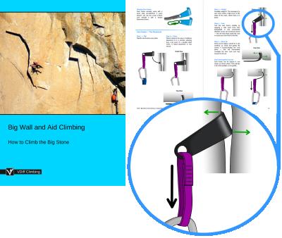 VDiff big wall aid climbing ebook