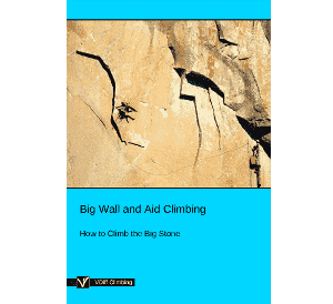 big wall aid climbing book