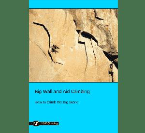 big wall aid climbing book