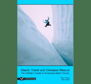 glacier travel crevasse rescue book