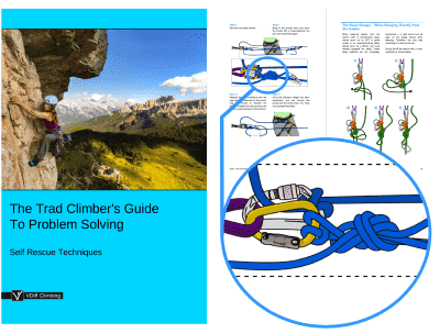 VDiff trad climbing ebook
