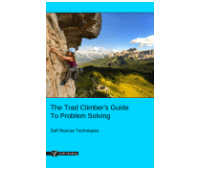 VDiff trad climbing self rescue book