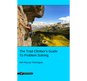 trad climbing self rescue