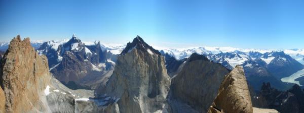 Climbing Patagonia
