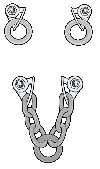Types of climbing anchor