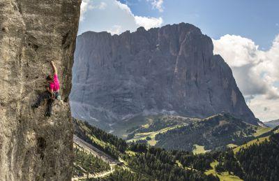 learn sport climbing