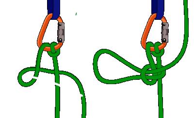 Munter-mule hitch belaying