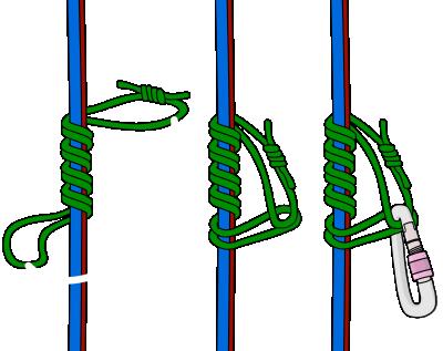 auto block prusik knot