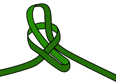 how to tie a slip knot for rock climbing