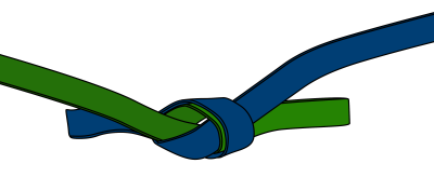 how to tie climbing slings together