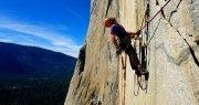 aid climbing gear