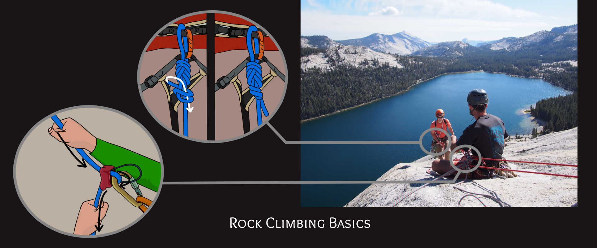 learn to rock climb