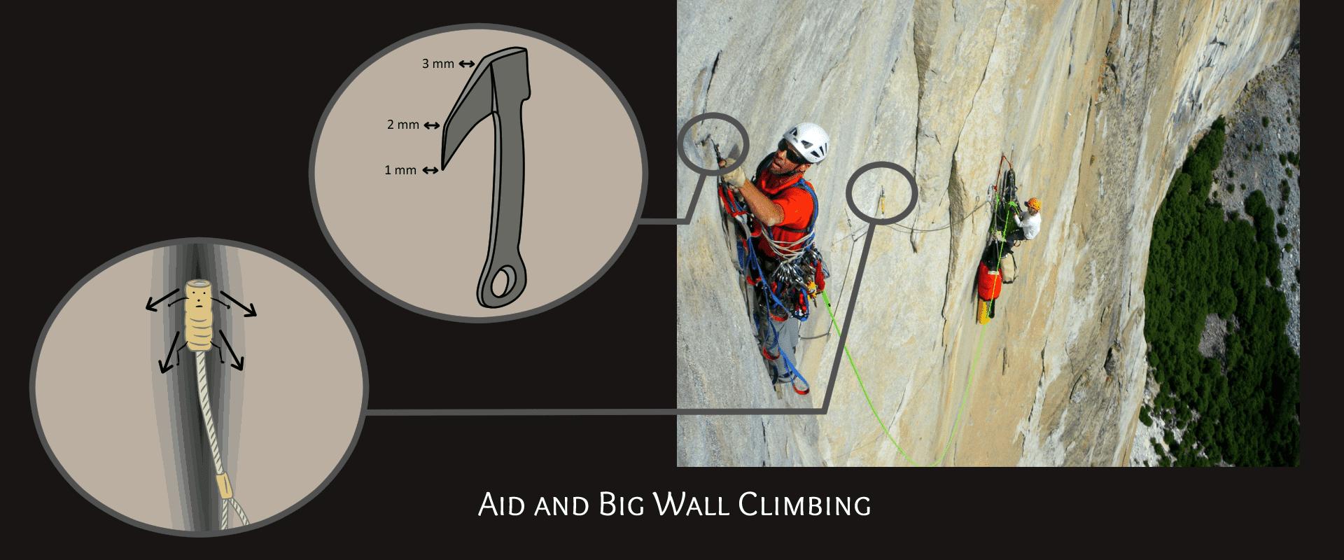 learn to aid climb