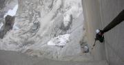 big wall climbing in Patagonia
