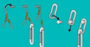 rivet hangers